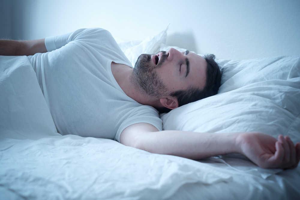 ¿Roncas por las noche?, quizás tengas apnea del sueño