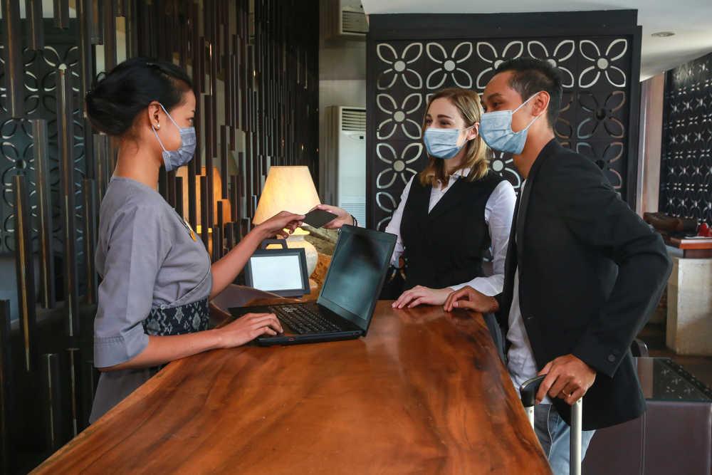 Seguridad para hoteles en tiempos de Covid