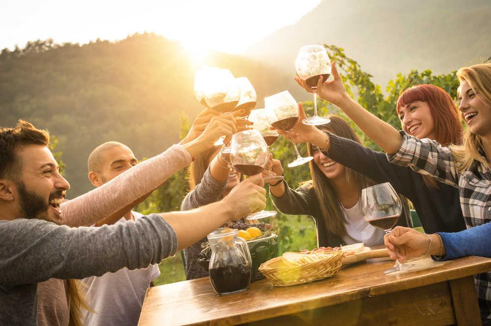 Los beneficios del vino para la salud